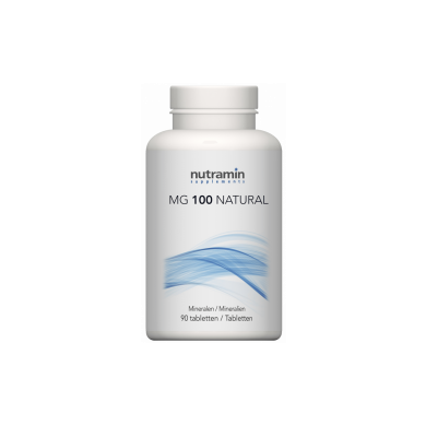 Nutramin Mg 100 Natural