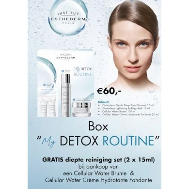 Institut Esthederm Box Detox
