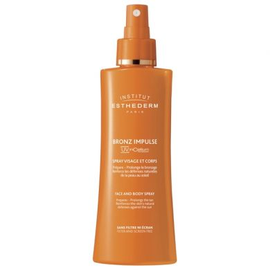 Bronz Impulse UV inCellium Bronzant Spray Visage et Corps Institut Esthederm