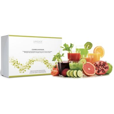 LavieSage Cleanse & Revitalise Kit